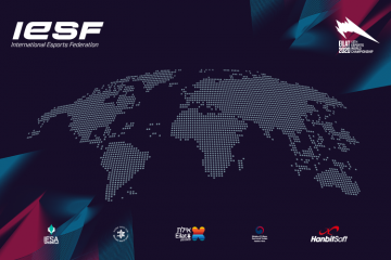 IESF Announces Regional Distribution for the 12th Esports World Championship 2020