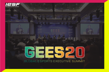 IESF's 5th Global Esports Executive Summit 2020